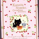San-X Japan Kutusita Nyanko Memo Pad with Stickers (B) 2013 Kawaii
