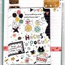 Mind Wave Japan Hocus Pocus Letter Set with Stickers Kawaii