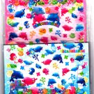 San-X Japan Sea Paradise Letter Set with Stickers Rare 2008 Kawaii