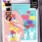Crux Japan Honey Talk Letter Set with Stickers Kawaii