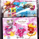 Kamio Japan Smile Pocket Letter Set with Stickers Kawaii
