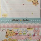Kyowa Japan Happy Drink Letter Set Kawaii