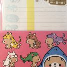 Mind Wave Japan Capurimono Letter Set with Stickers Kawaii