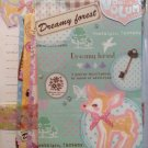 Q-Lia Japan Dreamy Forest Letter Set Kawaii