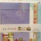 San-X Japan Sumikkogurashi Letter Set 2014 Kawaii