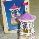 Hallmark JEWELRY BOX GZAEBO Treasures & Dreams 2004