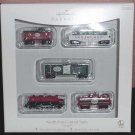 Hallmark 2007 North Pole Central Train - Lionel - NIB