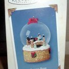 Hallmark 2003 Sleigh Ride Snow Globe - 2nd in Series