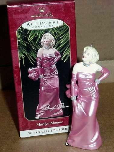 Hallmark 1997 Marilyn Monroe - 1st in Series !!  NIB