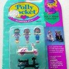 Bluebird 1994 Polly Pocket Scooter Fun - MOC