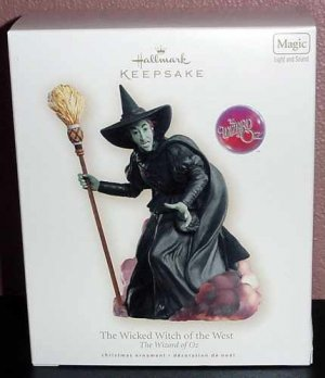 Hallmark 2007 The Wicked Witch of the West � The Wizard of Oz Series