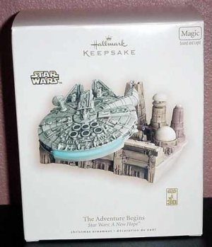 Hallmark 2007 The Adventure Begins � Star Wars:  A New Hope