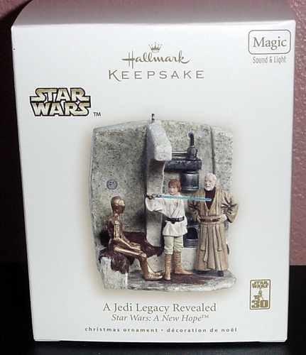 Hallmark 2007 A Jedi Legacy Revealed � Star Wars:  A New Hope