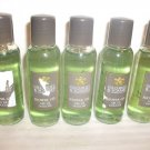 5pc Lot Gilchrist Soames Shower Gel 1oz Each Travel Size