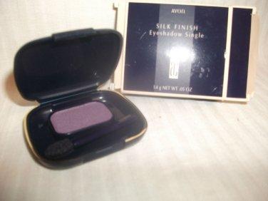 Avon Silk Finish Eye Shadow Single CABERNET Eyeshadow
