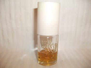 Vintage JONTUE Perfume Spray .3oz Revlon Used