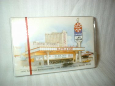VTG Deck Playing Cards Las Vegas SLOTS A FUN Casino Sealed Unused
