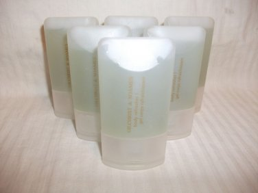 Lot 8 GILCHRIST SOAMES Body Refresher Cooling Gel Travel Sz 1oz  Each