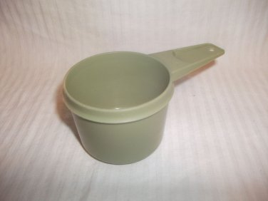 Tupperware MEASURING CUP REPLACEMENT - 2/3 Cup Size - Vintage - Sage GREEN