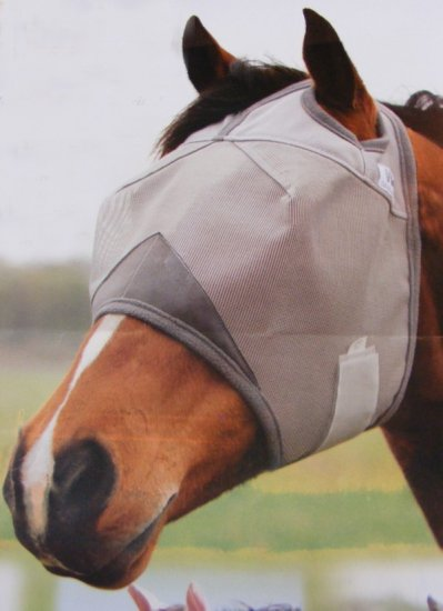 Cashel COOL Flymask Standard Warmblood