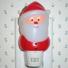 Santa Automatic Christmas Holiday Night Light
