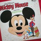 Disney's Mickey Mouse and Friends 1968 LP Record