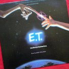 E.T. The Extra Terrestrial 1982 Vinyl LP Record