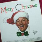 Bing Crosby Merry Christmas 1980 Vinyl LP Record