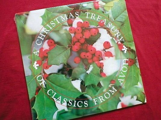 Avon Christmas Treasury SEALED 1981 LP Record