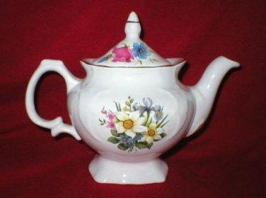 Price Kensington English Porcelain Teapot Tea Pot 5014