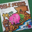 Bible Stories - Kid Stuff SEALED 1980's LP Record