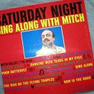 Mitch Miller Saturday Night Sing Along LP Record
