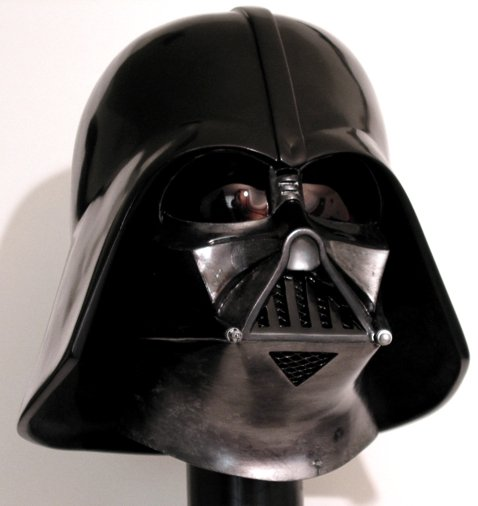 ANH Darth Vader Helmet Prop
