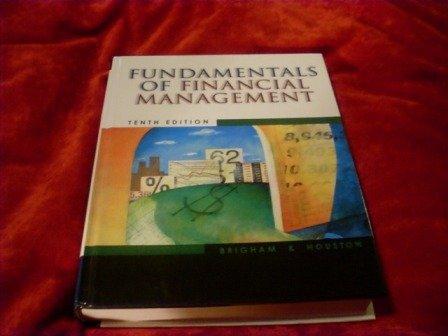 Fundamentals of Financial Management*Eugene F. Brigham*