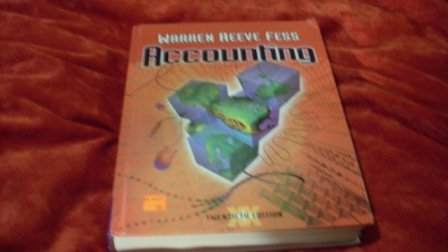 Accounting*Warren Reeve Fess*