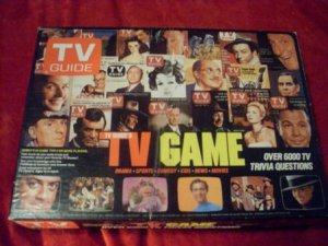 Classic Board Game*TV Guide's TV Game*1984*