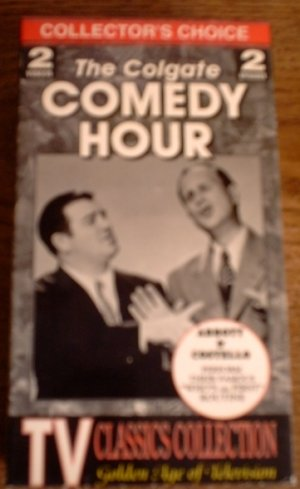 The Colgate Comedy Hour*VHS*Abbot and Costello