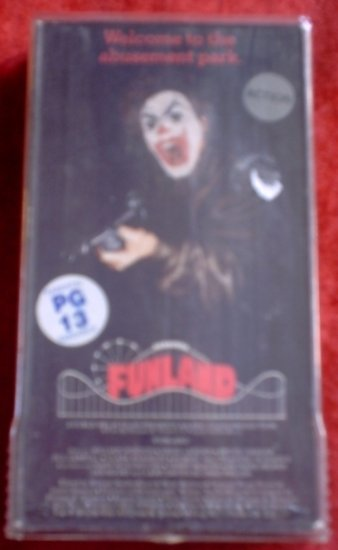Funland*VHS*