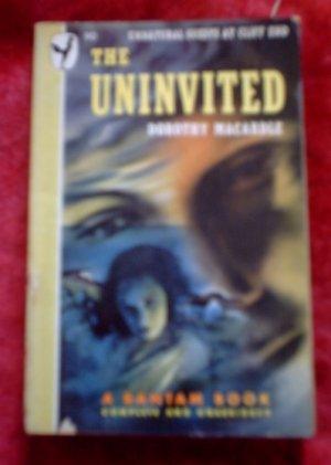 The Uninvited*Dorothy Macardle