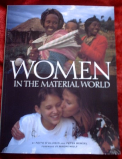 Women in the Material WOrld*Faith D'Aluisio