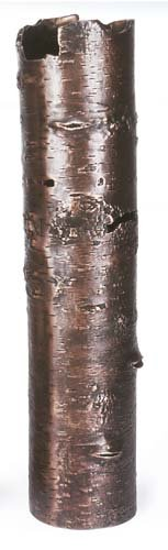 Bark Vase Copper