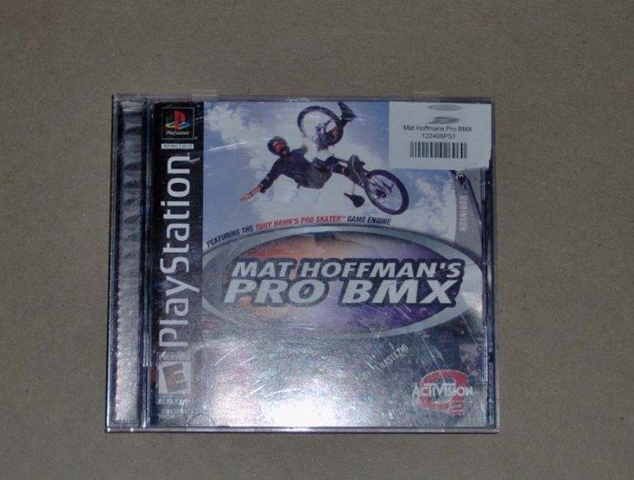 Matt Hoffman's Pro BMX - Playstation