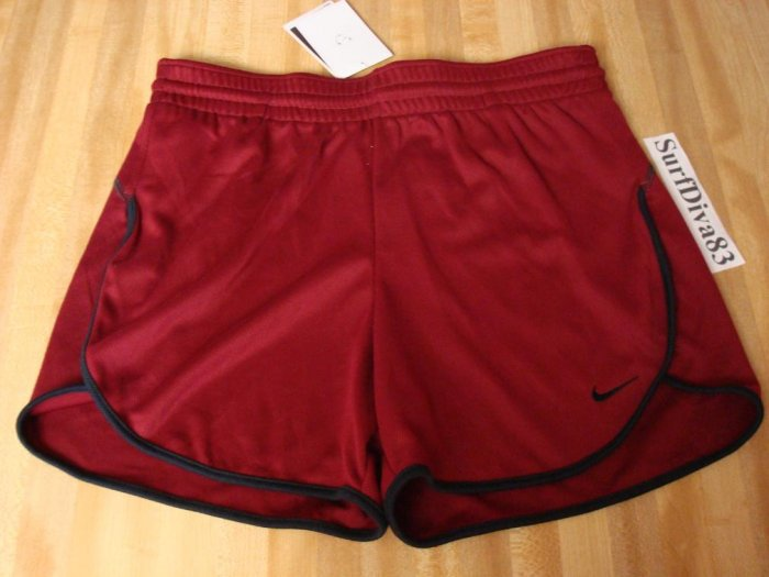NwT M NIKE Dri-fit Women Equipo Knit Training Shorts New Medium
