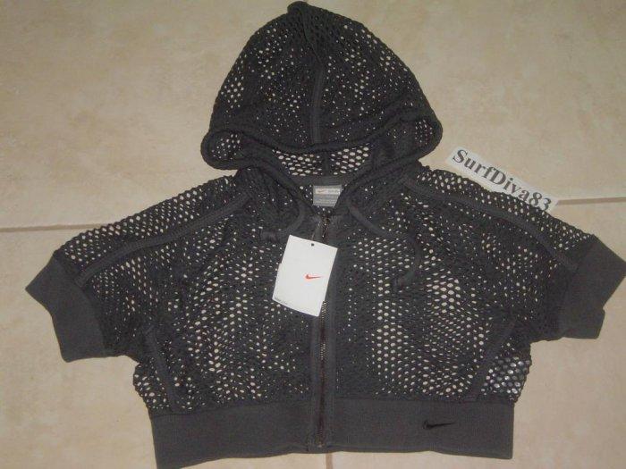 NwT XS NIKE DRI-FIT DANCE Hoody Women Jacket New $70 Xsmall