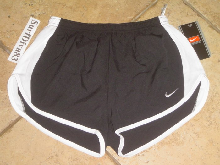 NwT XL NIKE Black Running Shorts Men New Track Run