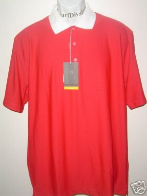 NwT L NIKE GOLF DRI-FIT UV Men Polo Top Shirt New $65