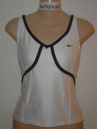 Nwt XL NIKE DRI-FIT CARDIO KICK Women Top Shirt New $48 Xlarge