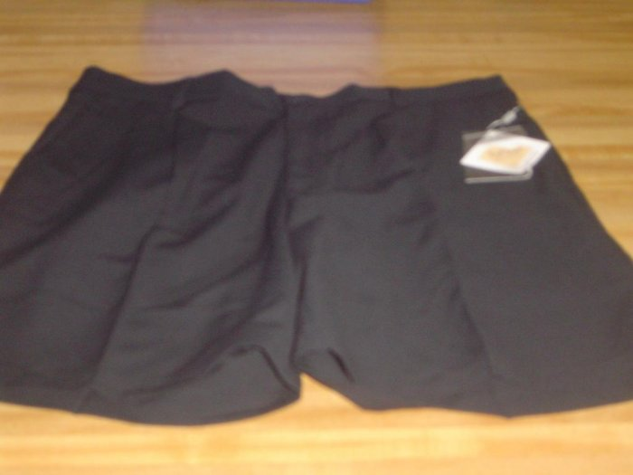 NwT 34 NIKE GOLF Black Shorts Men New Wrinkle Resistant