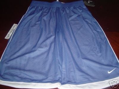 NwT XXL NIKE Reversible Basketball Shorts Men New 2XL