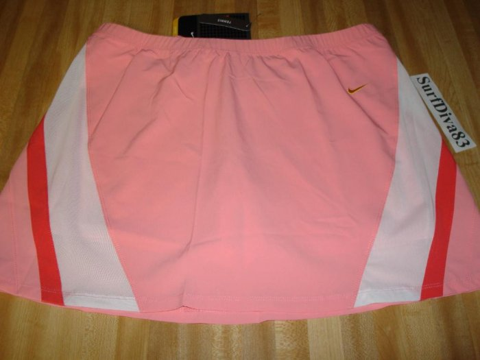 NwT L NIKE DRI-FIT Cool Motion Tennis Skirt Women New